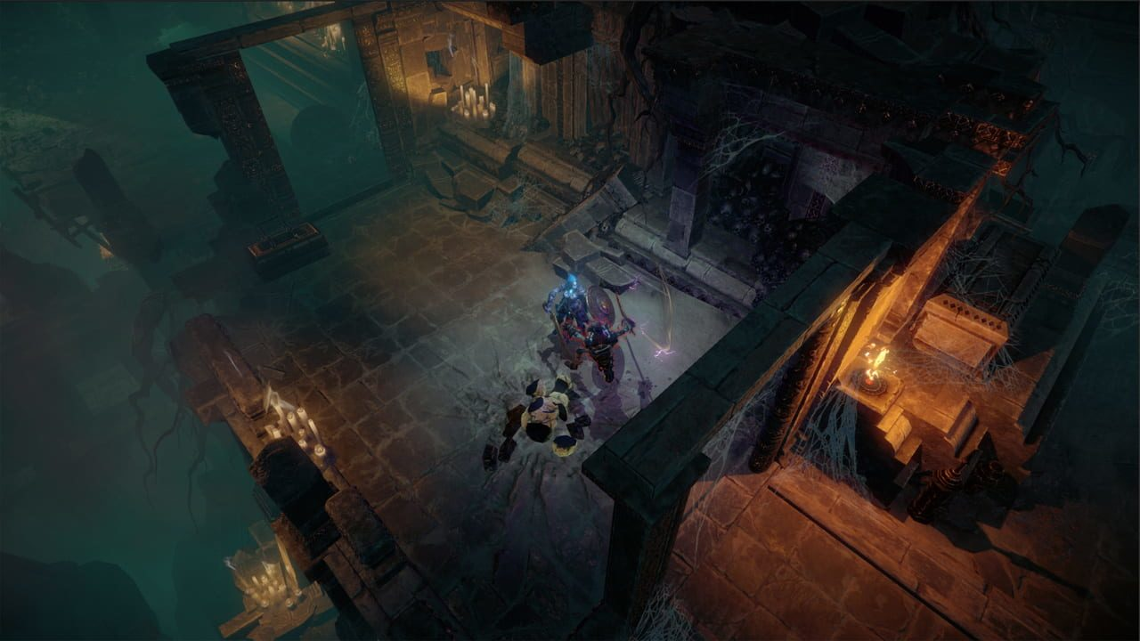Скриншот Shadows: Awakening (2018) PC
