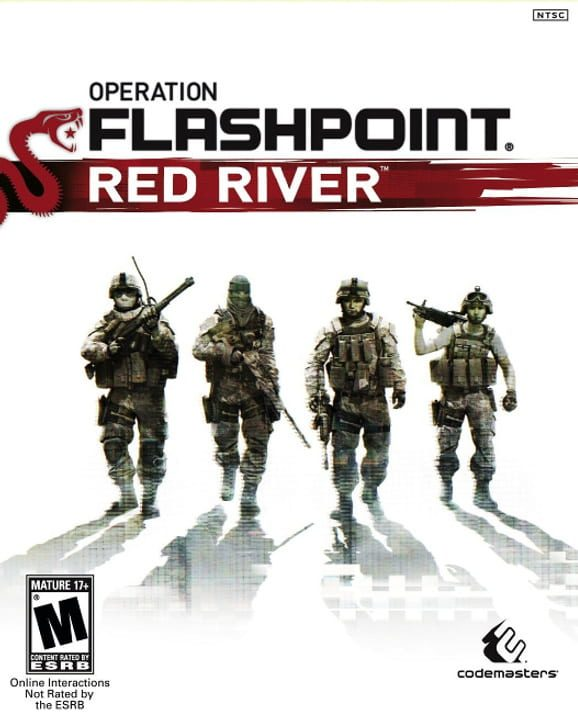 Operation Flashpoint: Red River [v.1.02] (2011) PC