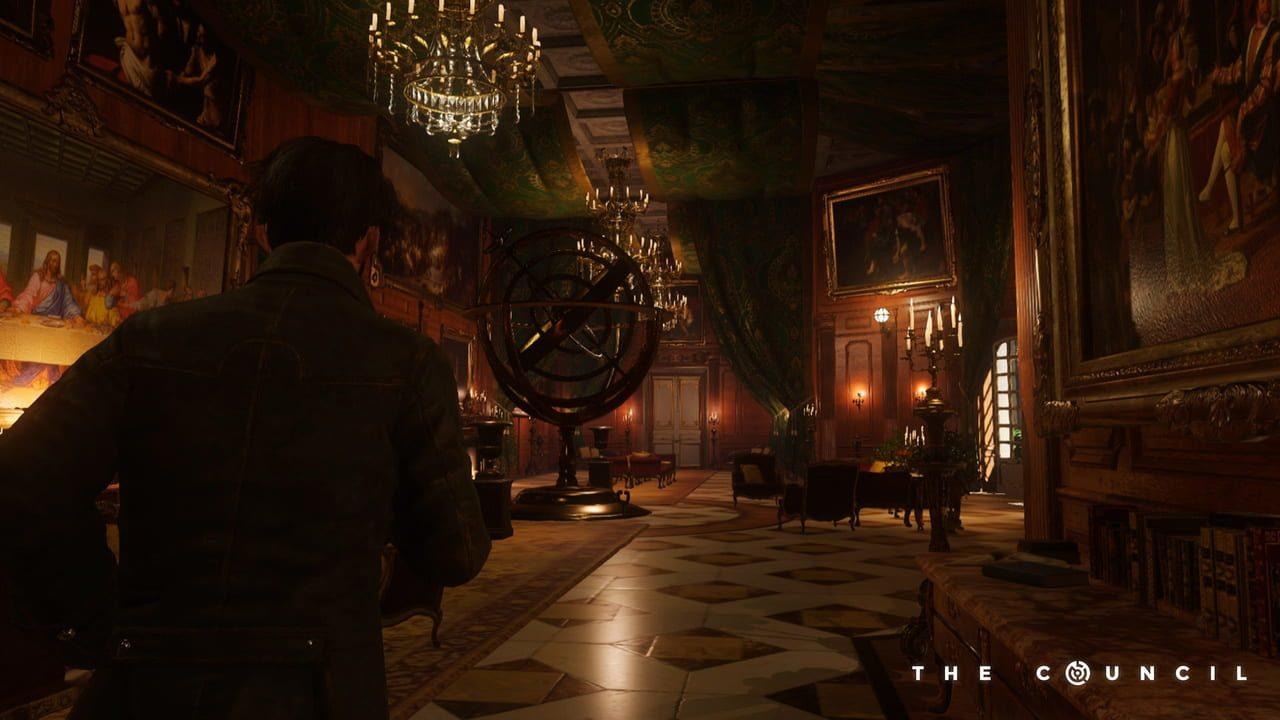 Скриншот The Council: Episode 1-2 (2018) PC