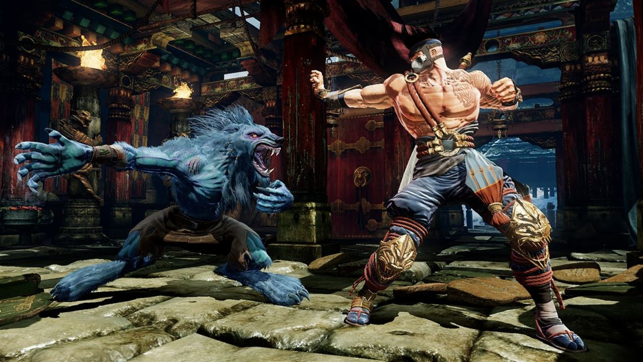 Скриншот Killer Instinct (2017) PC