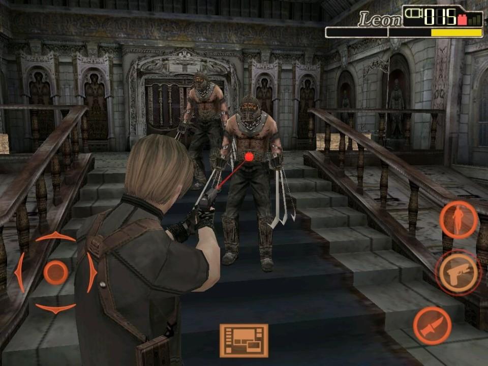 Скриншот Resident Evil 4 (2007) PC