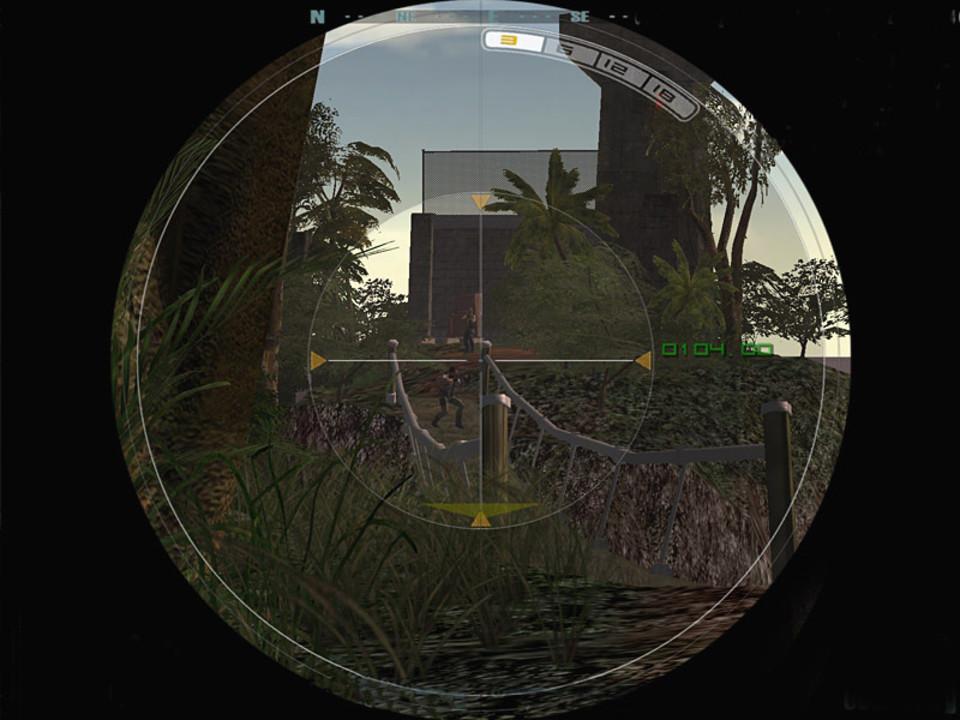 Скриншот Far Cry (2004) PC