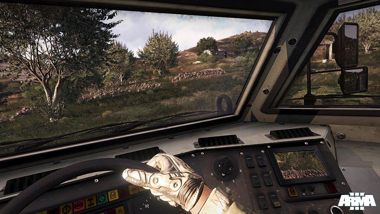 Скриншот Arma 3: Apex Edition (2013) PC