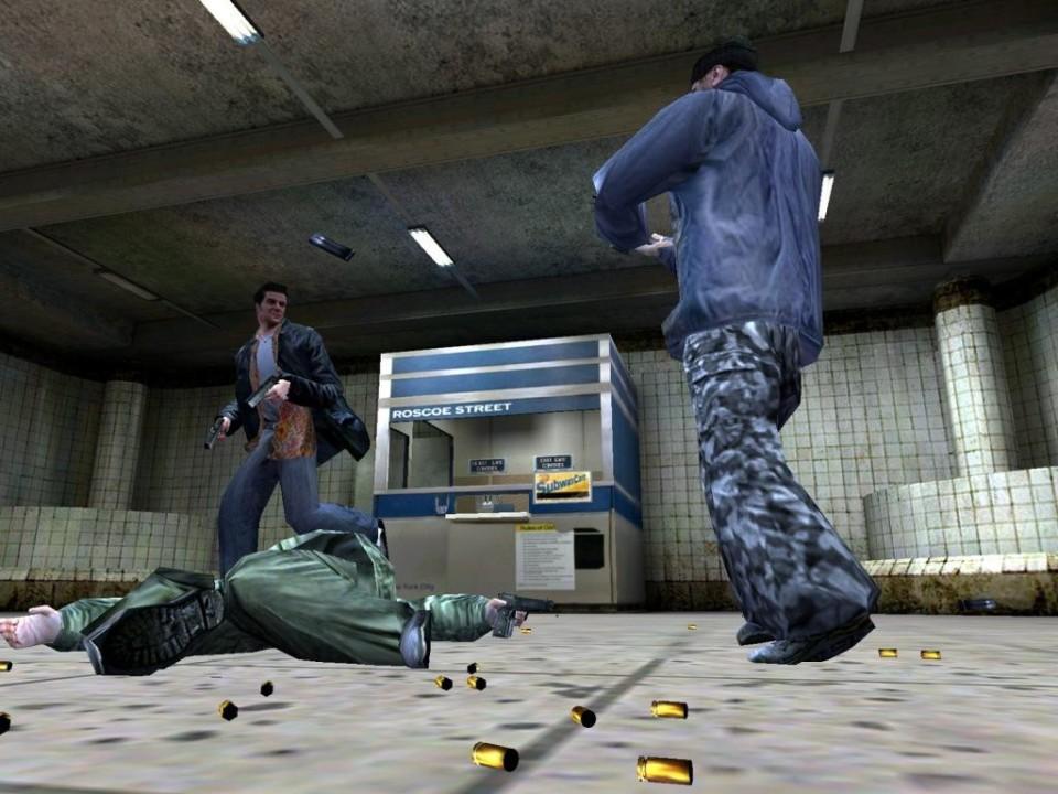 Скриншот Max Payne: Dilogy (2001-2003) PC | RePack от R.G. Механики