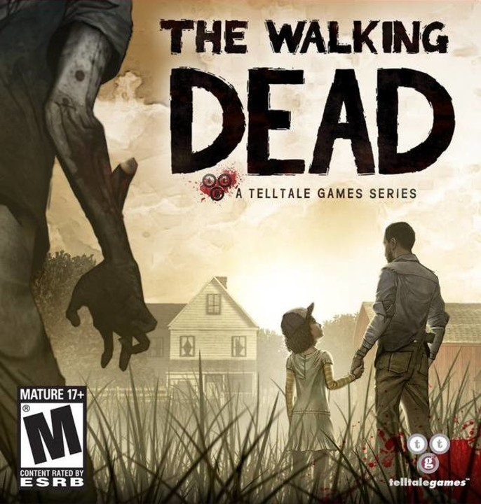The Walking Dead: The Game. Season 1 + 400 Days (2012) PC