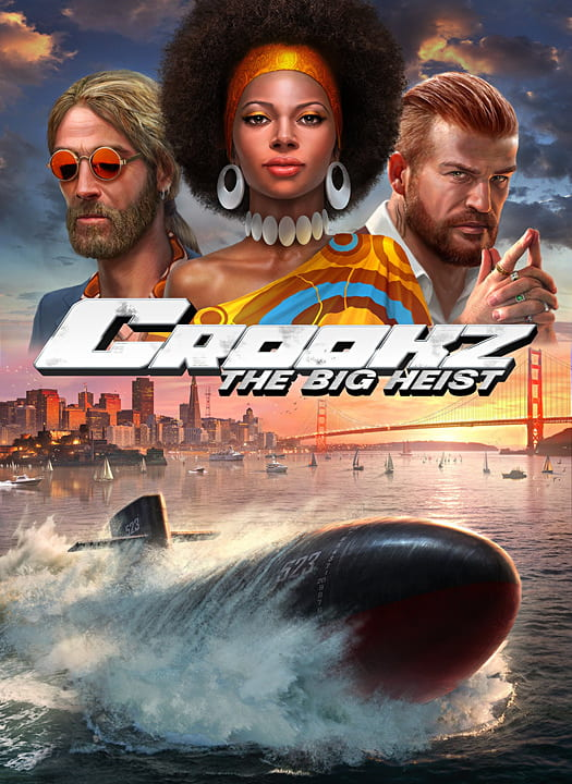 Crookz: The Big Heist [v.2.1.0.3] (2015) PC