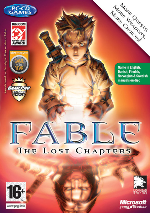 Fable - The Lost Chapters (2005) PC | RePack от R.G. Механики