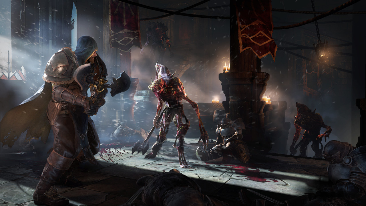 Скриншот Lords Of The Fallen: Digital Deluxe Edition (2014) PC