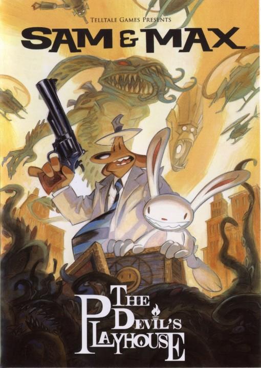 Sam and Max: Anthology (2007-2010) PC | RePack от R.G. Механики