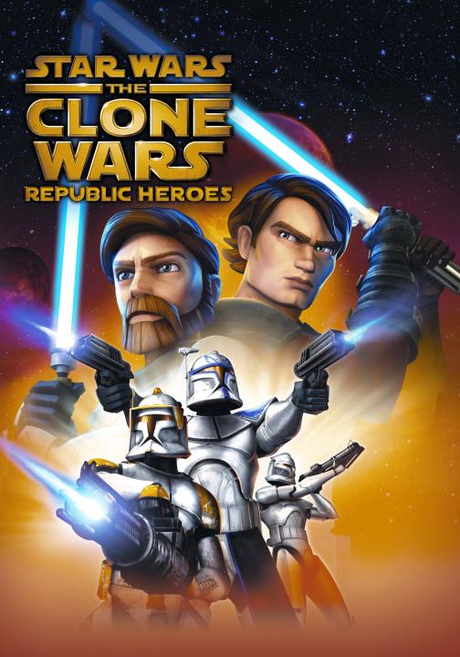 Star Wars: The Clone Wars Republic Heroes (2009) PC | RePack от R.G. Механики