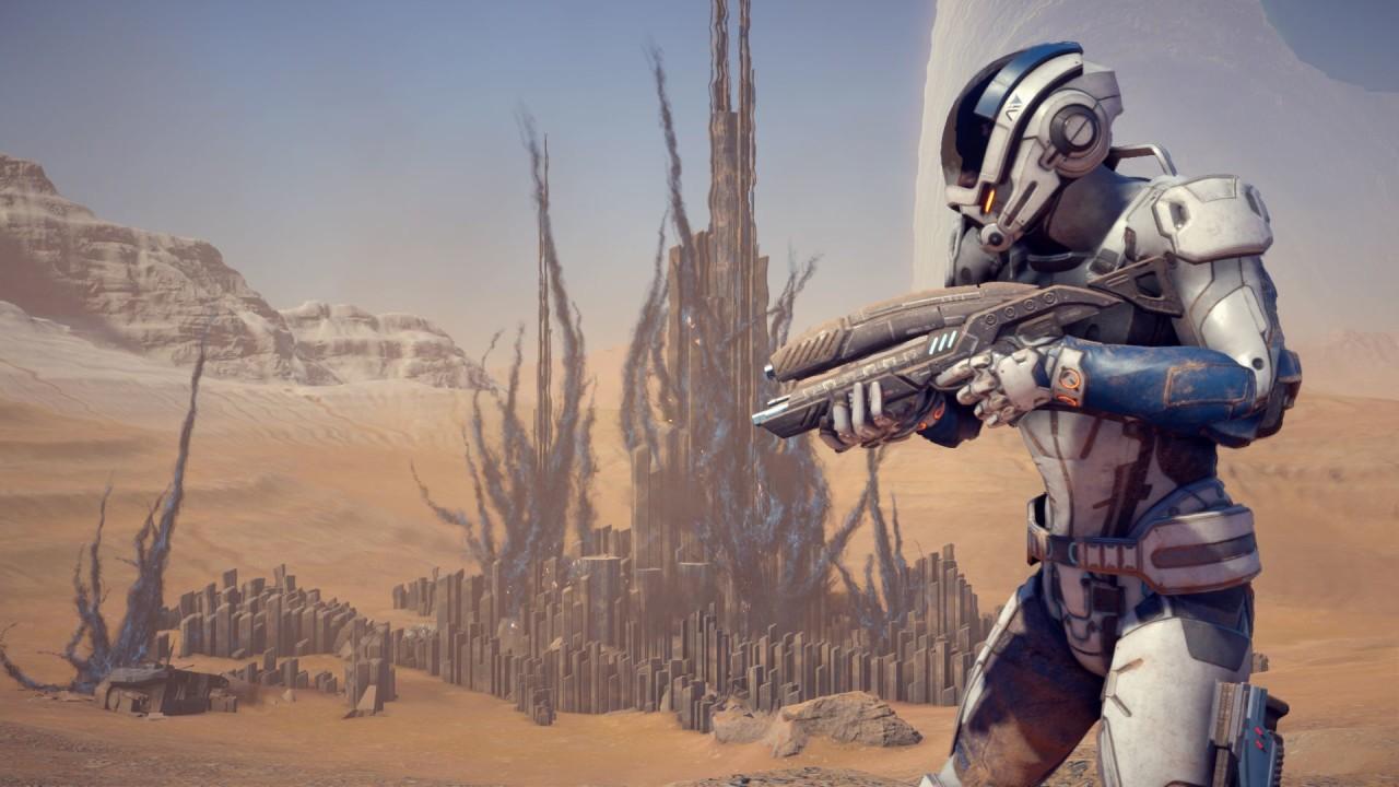 Скриншот Mass Effect: Andromeda - Super Deluxe Edition [v 1.10] (2017) PC | Repack от R.G. Механики