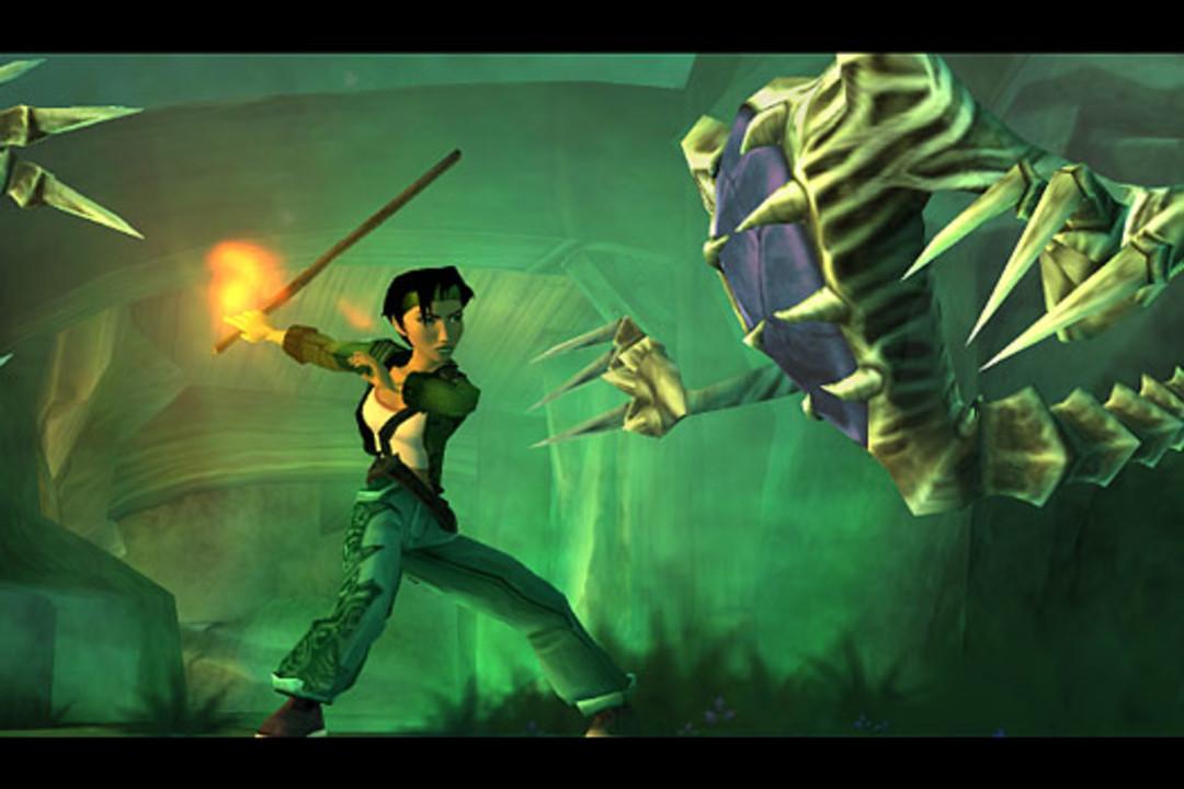 Скриншот За гранью добра и зла / Beyond Good & Evil (2003) PC | RePack от R.G. Механики
